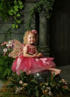 Costume Idea  Tulip Fairy by LillieBelleBoutique on Etsy