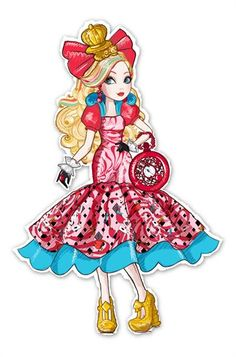 Ever After High-Pretty: agosto 2015