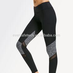 Women's High Waist Yoga Pants Tummy Control Workout Running Black Yoga Leggings - Buy Sublimated Running Tights,Black Legging,Women Running Tights Product on Alibaba.com