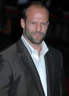Love me some Jason Statham. Yes, I know he is balding. No, I don't care.