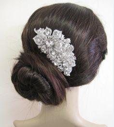 Bridal hair comb,Wedding headpieces,bridal hair accessories,wedding hair comb,crystal brial comb,rhinestone wedding comb,wedding hair piece
