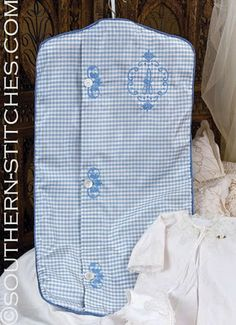 SewNso's Sewing Journal: 31 days of sewing: garment bags made easy!