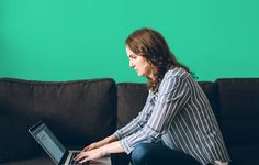 Jessie Wood explains how she stays on task—and gets things done—when working from home.