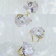 #diamonds #are #the #girls #best #friend #paulaferreira#semijoia#revenda#agoraeahora#beleza#temqueter#tarde#vida#a#bella#b#c#dia#anello #anel #ring #mimo#novacolecao#dourado #gold#plate#good#girly#jour