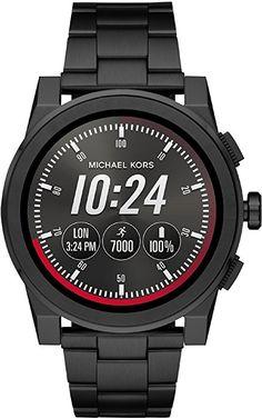 f11ad5d4c42a Michael Kors Men s Smartwatch Grayson MKT5029  Amazon.co.uk  Watches