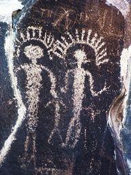 ✮ One of several Petroglyphs near the Idaho/Washington border