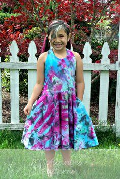 Solis dress- sofilantjes circle skirt
