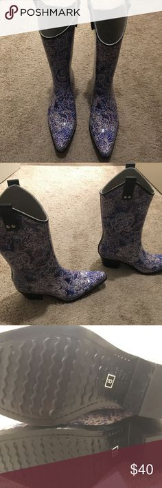 18462a669f8 19 Best cowboy rain boots (: images in 2015   Cowboy rain boots ...
