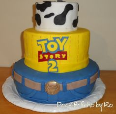 Bolo Toy Story