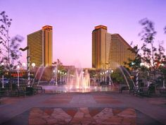 Nugget Casino Resort (1100 Nugget Avenue) This Sparks casino hotel is located in the Sierra Nevada Mountains. This 4-star resort features free airport shuttle services, nightclub, and 8 restaurants and bars. #bestworldhotels #travel #us #reno
