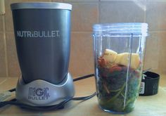 NutriBullet Blastoff Recipe Blog... lots of yummy and healthy recipes for your nutribullet uploaded daily