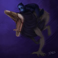 IM GOING ON ADVENTURE!....(lol) with Eyeless jack and Seedeater