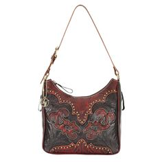 American West Handbag with Hidden Compartment