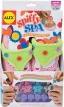 Spiffy Spa Kits-Size 5 (Kids 8-10) SKU-PAS663937