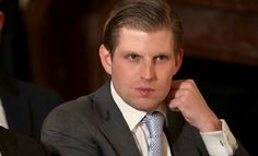 Eric Trump has been following in his father's footsteps. A golf writer revealed Donald Trump's middle son told him about Russia funding this golf courses.