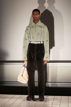 CORDUROY Acne Studios Autumn/Winter 2017 Menswear Collection | British Vogue