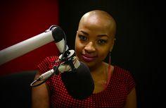 Busisiwe Gumede (Radio host / Présentatrice radio)