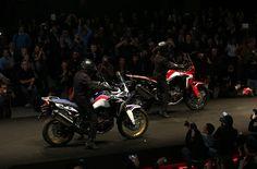 Honda at EICMA 2015
