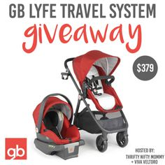 The GB Lyfe offers the luxury of European-style strollers, converting into a pram for ease-of-use and with stylish looks, in a very compact travel system.