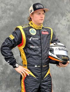 Kimi Räikkönen (Lotus): Campeón Mundial '07