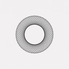 dailyminimal: #NO16-751 A new geometric design every day