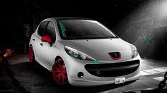 Peugeot 207 EmpireEdition of Navvrat - Car Peugeot 207, Mafia, 2017 Bmw, Hummer, Custom Cars, Subaru, Pugs, Harley Davidson, My Design