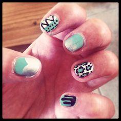 Mint variety Nails