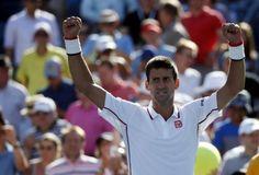 Novak Djokovic molto stanco dopo il match : ´Adesso ho solo voglia di andare a dormire´