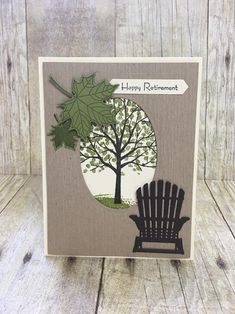 Masculine Birthday Cards, Birthday Cards For Men, Masculine Cards, Male Birthday, Card Making Inspiration, Making Ideas, Hand Gestempelt, Stamping Up Cards, Greeting Cards Handmade