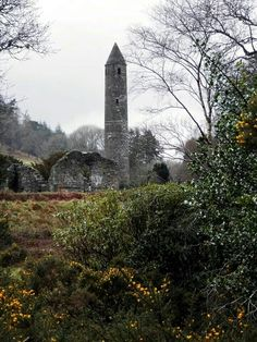 Ireland, Wicklow, Glendalough