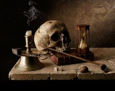 """I live in Paddington Sydney. My great photographic passions are still life and surreal"". Photo: ""Vanitas"", (Photo by Kevin Best) ""Still Life"" by Kevin Best Dutch Still Life, Still Life Art, Vanitas Paintings, Philippe De Champaigne, Vanitas Vanitatum, Skull Artwork, Dutch Golden Age, Danse Macabre, Renaissance Paintings"