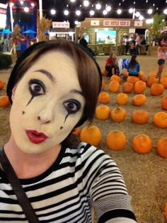 mime make up - Google Search