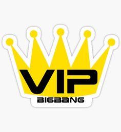 VIP (BigBang) Sticker