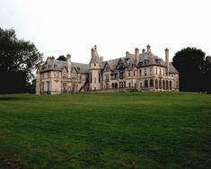 Dark Shadows Collinwood Carey Mansion Newport Rhode Island