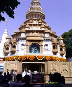 Dagdusheth Halwai Ganesh Temple - Pune - Maharashtra - India