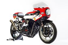 Flying Dutchman: a Yamaha XS850 racer from Holland | Bike EXIF