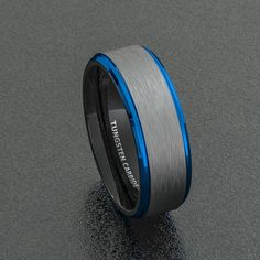 Hey, I found this really awesome Etsy listing at https://www.etsy.com/listing/293648683/mens-wedding-band-8mm-tungsten-ring-tri