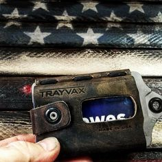 Breaking in my new Element Mississippi Mud wallet. Forcing myself to… Mississippi Mud, Brothers In Arms, My Wallet, Guy Fashion, Mens Fashion, Gold Line, Brunette Girl, Thin Blue Lines, Moda Masculina