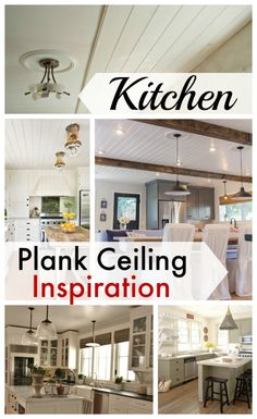 ceiling ideas | the lettered cottage . . . covering up popcorn or