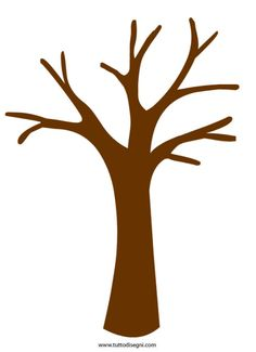 preschool tree template out of doors schooling free . Autumn Crafts, Fall Crafts For Kids, Family Crafts, Autumn Art, Autumn Trees, Fall Preschool, Preschool Crafts, Tree Outline, Tree Study