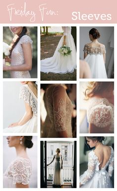 Wedding dresses with sleeves - bungalowsandolives.com