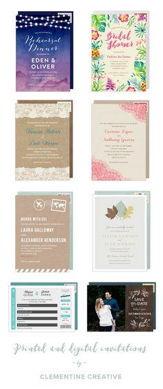 67 best free printable wedding invitations images on pinterest
