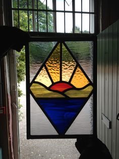 Making Stained Glass, Stained Glass Art, Stained Glass Windows, Fused Glass, Modern Stained Glass Panels, Stained Glass Patterns Free, Stained Glass Designs, Stained Glass Projects, Glass Front Door