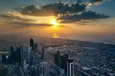 """Dubai Sunset - Visit my: <a href=""""https://www.facebook.com/tasoskphotography""""> FB Page </a> - <a href=""""https://twitter.com/Tasko83""""> Twitter  </a> - <a href=""""https://plus.google.com/106699010166117105623/posts"""">Google+</a> © Copyright Tasos Koutsiaftis. No usage permitted without prior written consent. All rights reserved.  Better view in black"""