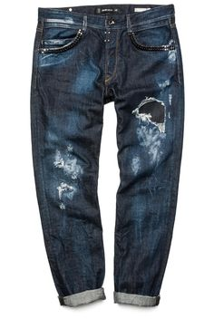 Men's Slim Antifit Jeans - EZIO V180F60 - Replay