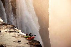extreme kayak challenge by onebigphoto