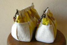 小物やバッグの型紙販売