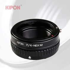 Kipon Macro Adapter with Helicoid Tube for Pentax K Lens to Sony NEX Camera #KIPON