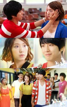 Heartstrings #Heartstrings  #DramaFever #KDrama I love this show, such a cute couple Shin hye & yong hwa<3