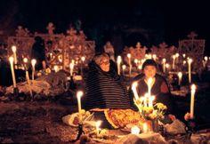 Fiestas de Día de Muertos en Pátzcuaro Michoacán 2013.